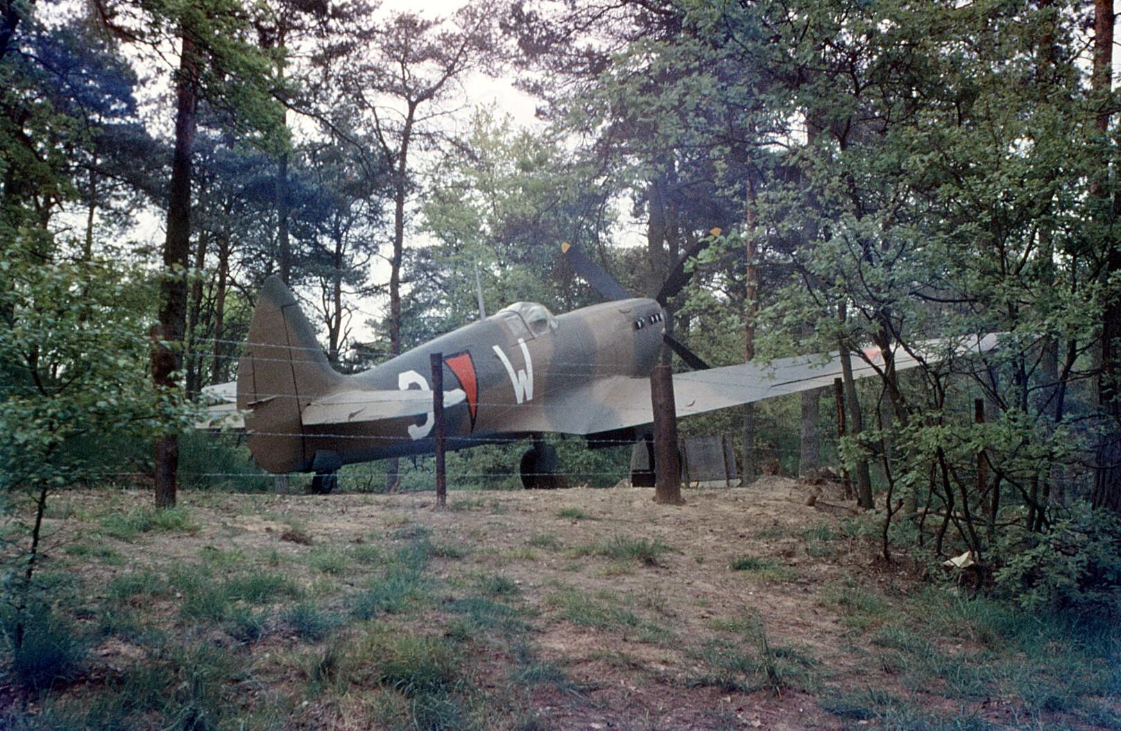 Spitfire_Oorlogsmuseum_Overloon