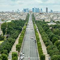 Champs Elysee Paris
